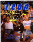 ICON #14 - FAN CLUB 1993 MAGAZINE (GIRLIE SHOW ISSUE)